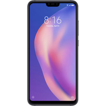 Смартфон Xiaomi Mi 8 Lite 4/64GB Midnight Black в Технопоинт